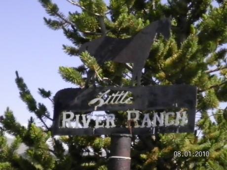 LITTLE RIVER RANCH  GATE    MANASSA, CO