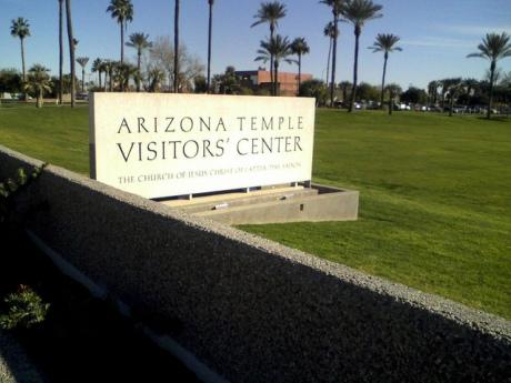 LDS  MESA, AZ  TEMPLE 2010